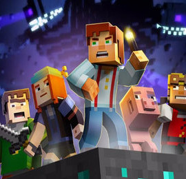 Minecraft: Story Mode Sound Design Demo Reel